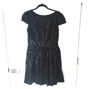 Rare Jill Stuart Sequin Dress 10 Great for NYE!!